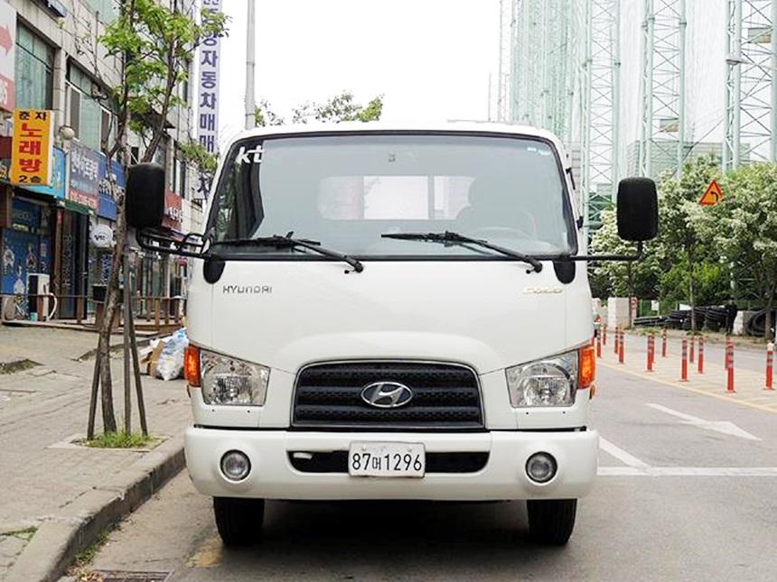 현대 이마이티 3.5톤카고 슈퍼캡초장축 160마력 신조 무사고차량