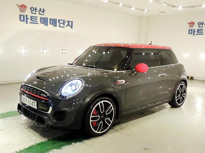 미니쿠퍼MINIJOHN COOPERWORKS신차가격4890만원